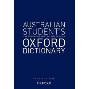 Cover of Australian Student's Colour Dictionary