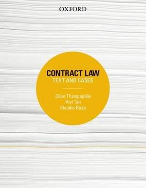 Cover of Contract Law: