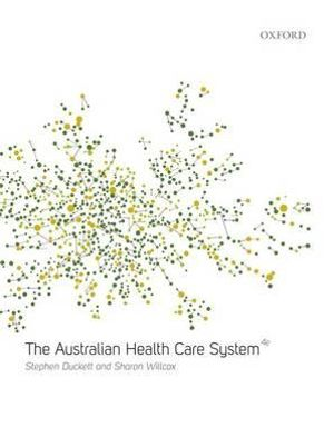 Cover of The Australian Health Care System