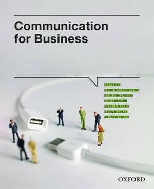 Cover of Communication for Business