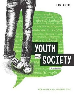 Cover of Youth and Society
