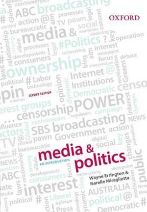 Cover of Media And Politics
