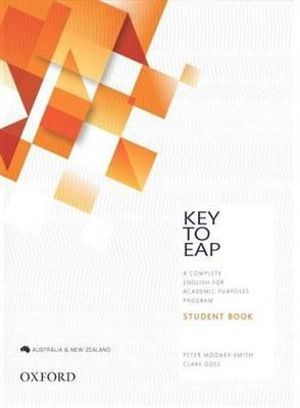 Cover of Key to EAP Student Book