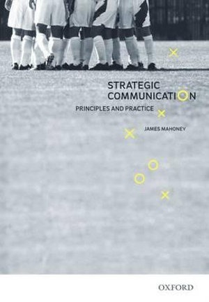 Cover of Strategic Communication