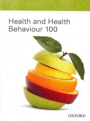 Cover of Health and Health Behaviour 100