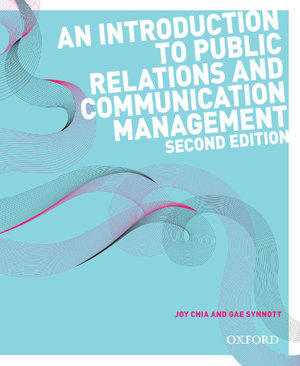 Cover of An Introduction to Public Relations and Communication Management
