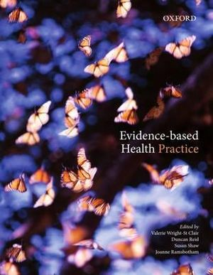 Cover of Evidence-Based Health Practice