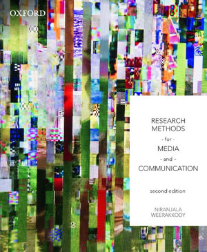 Cover of Research Methods for Media and Communication
