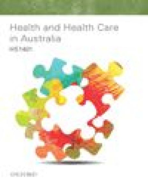 Cover of Health and Health Care in Australia: HS1401
