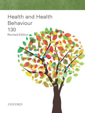 Cover of Health and Health Behaviour 130: Revised Edition