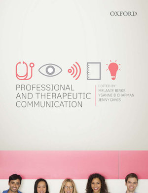 Cover of Professional and Therapeutic Communication