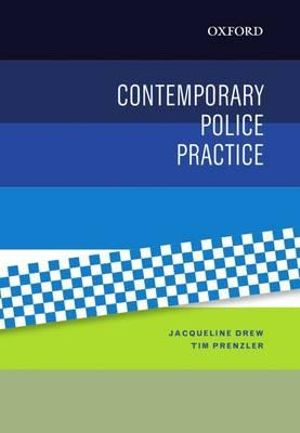 Cover of Contemporary Police Practice