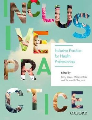 Cover of Inclusive Practice for Health Professionals