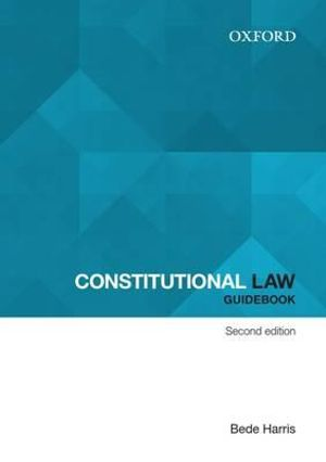 Cover of Constitutional Law Guidebook