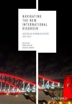 Cover of Navigating the New International Disorder