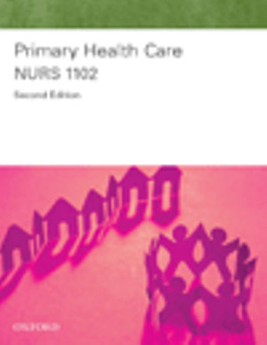 Cover of Primary Health Care NURS1102