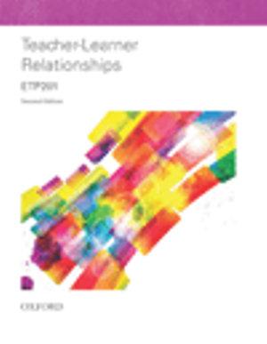 Cover of Teacher-Learner Relationships