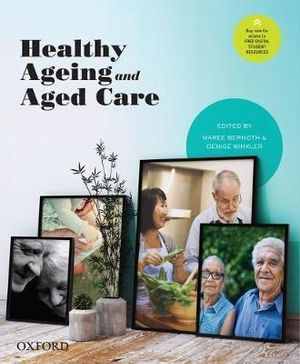 Cover of Healthy Ageing and Aged Care