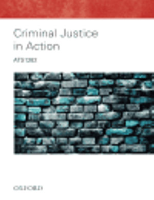 Cover of ATS1282 Criminal Justice in Action