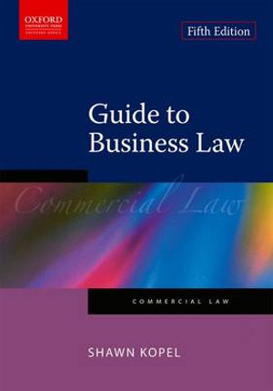 Cover of Guide to Business Law