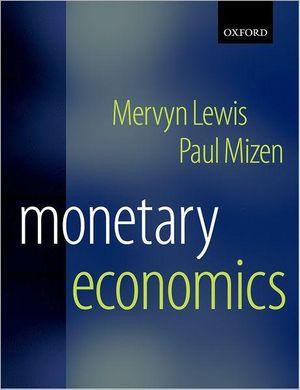 Cover of Monetary Economics