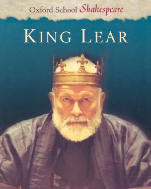 Cover of King Lear