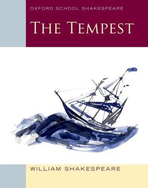Cover of The Tempest (2010 edition)