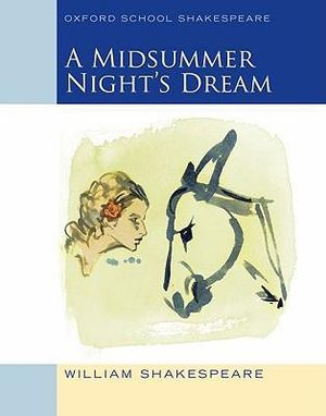 Cover of Midsummer Night's Dream (2009 edition)