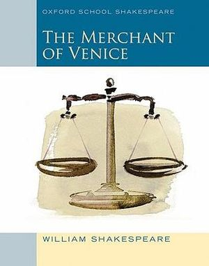Cover of The Merchant of Venice