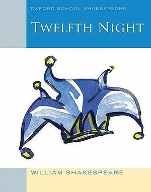 Cover of Twelfth Night (2010 edition)