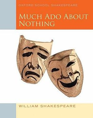 Cover of Much Ado About Nothing (2010 edition)