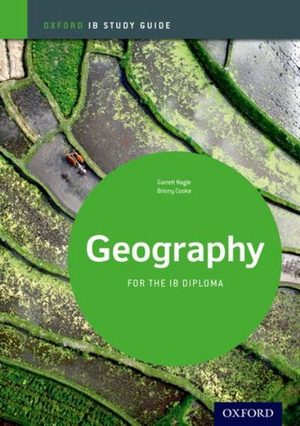 Cover of Geography: IB Study Guide