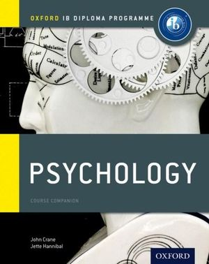 Cover of IB Psychology Course Book