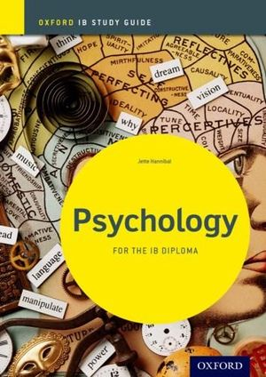 Cover of Psychology: IB Study Guide