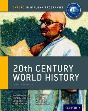 Cover of IB 20th Century History Course Book