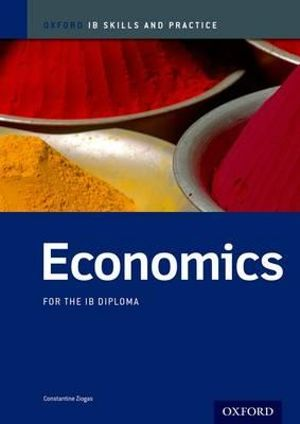 Cover of Economics: IB Skills and Practice
