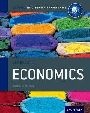 Cover of IB Economics Course Book