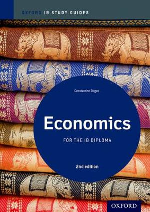 Cover of Economics: IB Study Guide