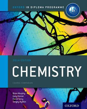 Cover of IB Chemistry Course Book