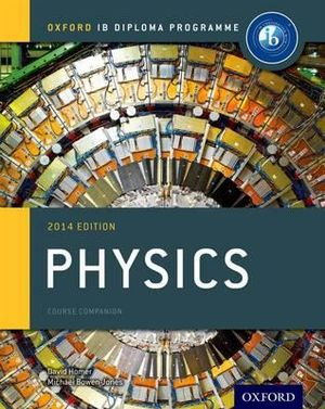 Cover of IB Physics Course Book