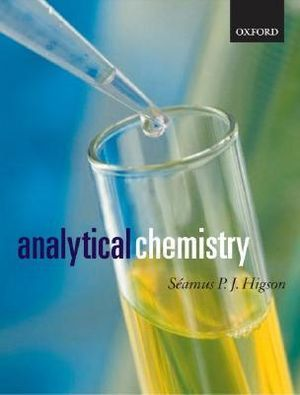 Cover of Analytical Chemistry