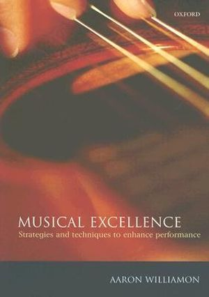 Cover of Musical Excellence