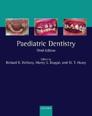 Cover of Paediatric Dentistry