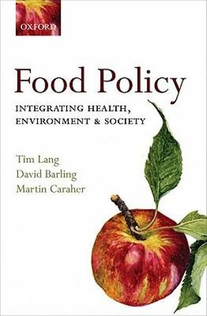Cover of Food Policy