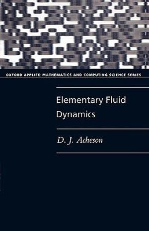 Cover of Elementary Fluid Dynamics