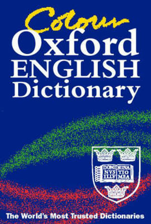 Cover of The Colour Oxford English Dictionary
