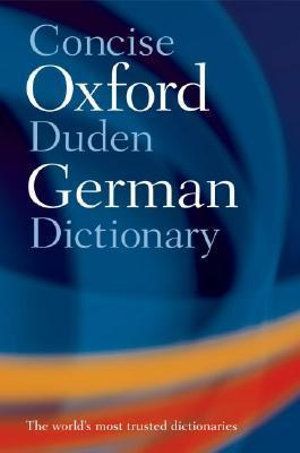 Cover of English-German