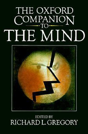 Cover of The Oxford Companion to the Mind