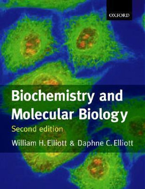 Cover of Biochemistry and Molecular Biology