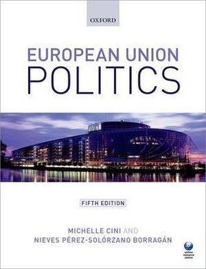 Cover of European Union Politics
